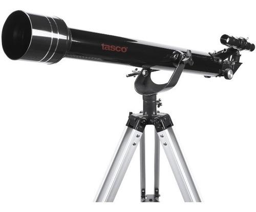 Telescopio Tasco Novice 800x60 Refractor Con Tripie Gratis !