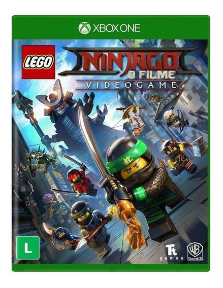 Lego Ninjago O Filme Videogame Xbox One Mídia Física