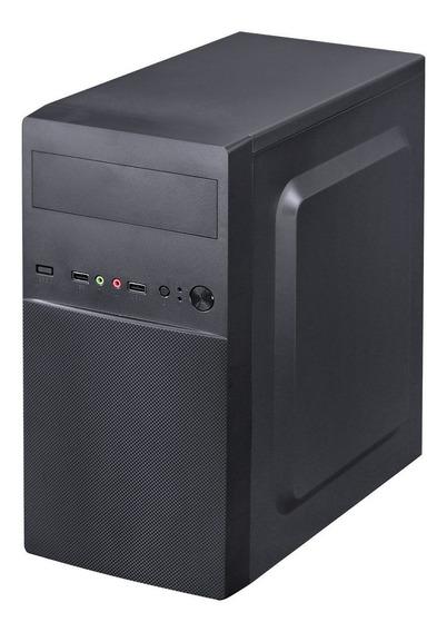 Computador Completo Pentium G5400 3.7ghz Mem 4gb Ssd 120gb