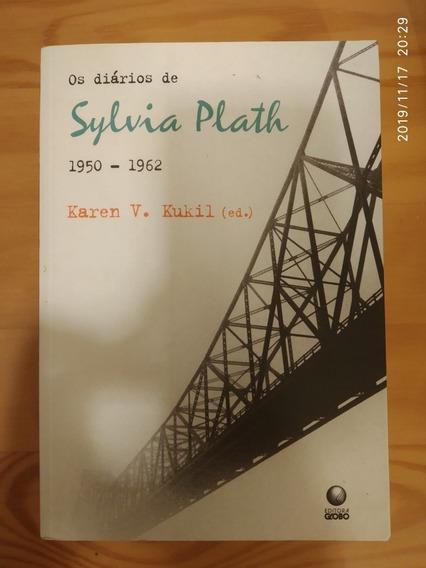 Livro Os Diários De Sylvia Plath -nunca Lido 1 Edição