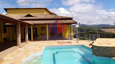 Casa Térrea Igaratá Sp Condomínio Fechado Beira Da Represa - 329