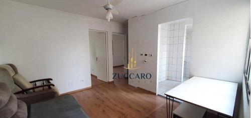 Apartamento Com 2 Dormitórios À Venda, 54 M² Por R$ 169.900,00 - Jardim Valéria - Guarulhos/sp - Ap16241