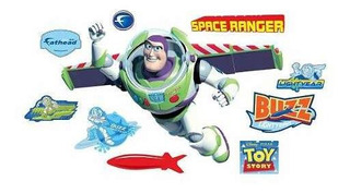 Toy Story Buzz Lightyear Wall Graphic