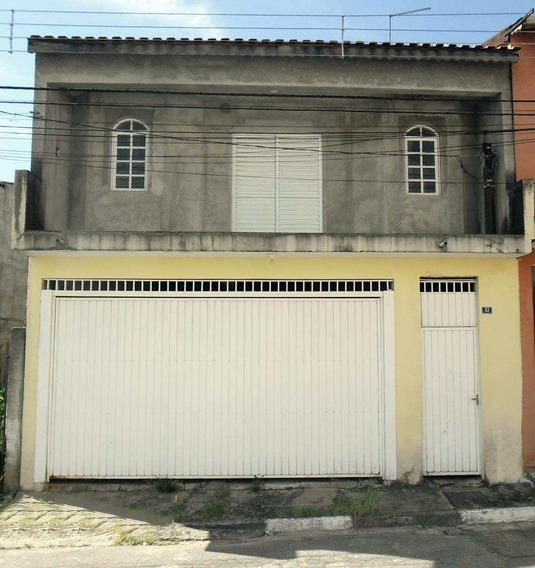 Sobrado 4 Dorms, Residencial Parque Cumbica, Guarulhos - V1631