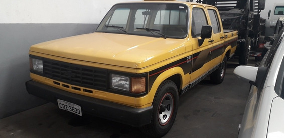 Chevrolet D-20 Cabine Dupla Deluxe