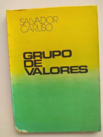 Livro - Grupo De Valores - Salvador Caruso - Marcas