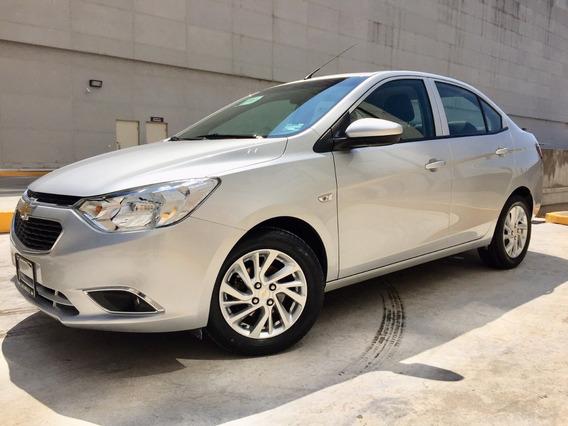 Chevrolet Aveo Ng Ltz 2018 Factura Original De Único Dueño