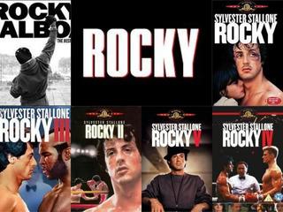 Coleccion | Saga | Peliculas | Rocky 1 2 3 4 5 + Creed I Ii