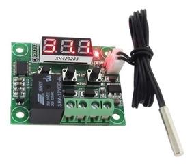 Termostato / Controle Temperatura W1209 Arduino Chocadeira