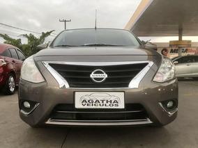 Nissan Versa S ! 1.0 Flex ! Impecável !