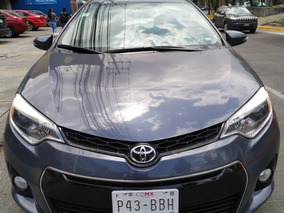 Toyota Corolla 1.8 S At 2016