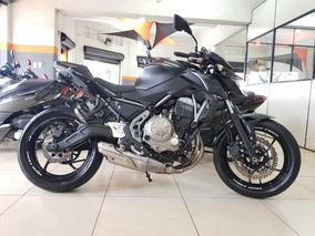 Kawasaki Z 650 Preto 2018