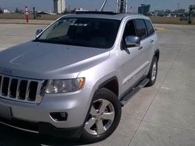 Jeep Grand Cherokee Limited 2011 Piel Techo Panoramico