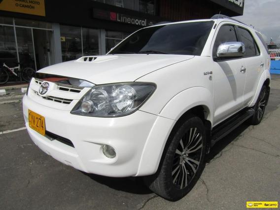 Toyota Fortuner 3.0 At 4x4 Diesel