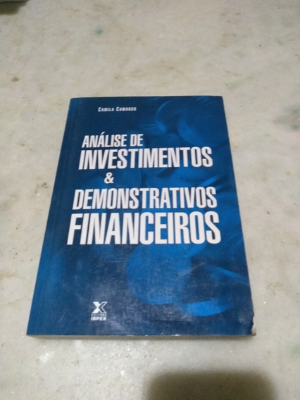 Analise De Investimentos & Demonstrativos Financeiros