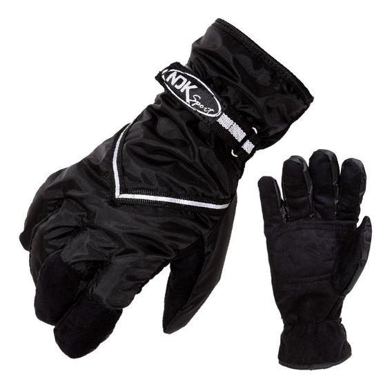 Luva Motociclista Para Frio E Chuva 100% Impermeável Moto