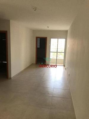 Apartamento Com 2 Dormitórios Para Alugar, 53 M² Por R$ 900/mês - Vila Altinópolis - Bauru/sp - Ap3311