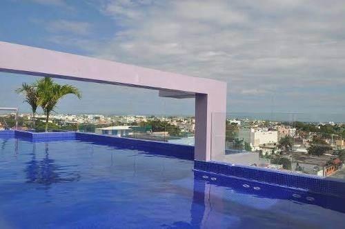 Remate Departamento En Venta Remodelado A Lock Off En Playa Del Carmen