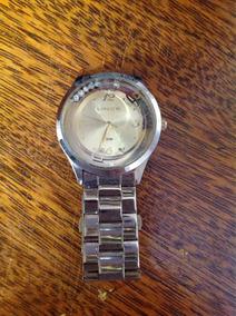 Relógio Dourado Marca Lince Usado