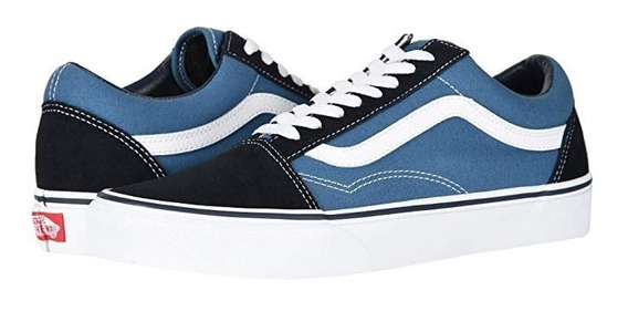 Zapatillas Vans Old Skool Navy Ar-0d3hnvy