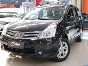 Nissan Grand Livina 1.8 Sl Aut. Flex 7l!!!
