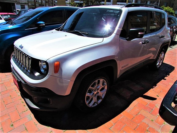 Jeep Renegade Sport Plus. Sec 1,8 Gasolina 4x2