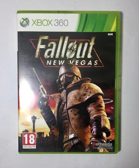 Game Xbox 360 Fallout New Vegas - Usado - Excelente