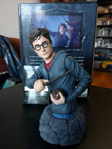 Harry Potter Busto Edicion Limitada Gentle Giant Original