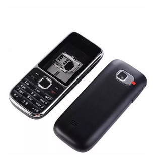 Carcaça Nokia C2-01 Nova Original!!!!