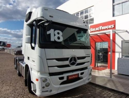 Imagem 1 de 15 de Mercedes-benz Actros 2546 Ls Selectrucks