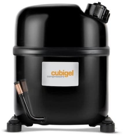 Compresor 1/2 Hp 3/4 Hp Cubigel R404 110v Congelacion