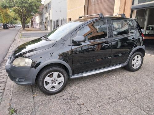 Volkswagen Crossfox Trendline 1.6 2007 5ptas 1 Mano La Mejor