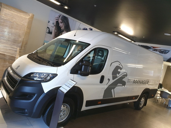 Peugeot Manager 2.2 Hdi L4h2 Mt 2020