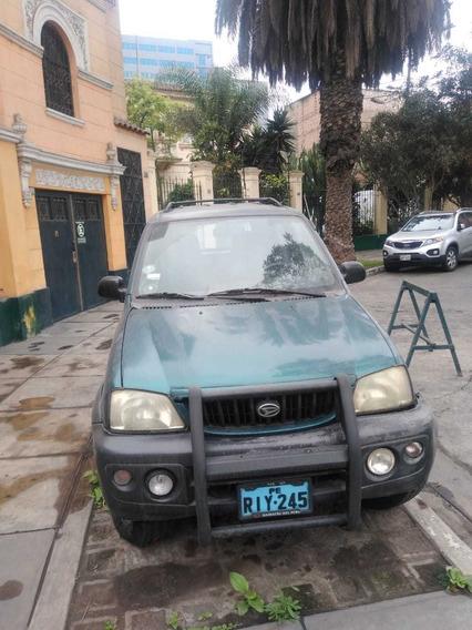 Daihatsu Terios 1.5 Año 2000 4 Cil.