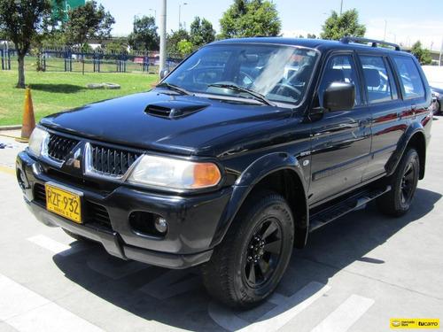 Mitsubishi Nativa At 2.8 4x4