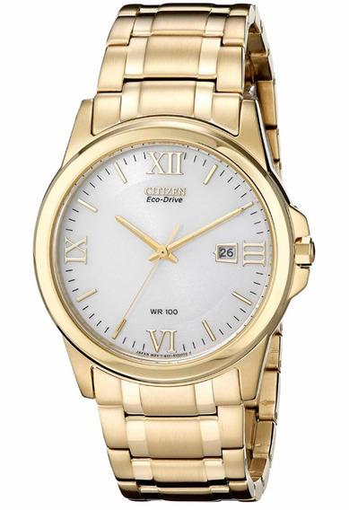 Reloj Citizen Ecodrive Gold
