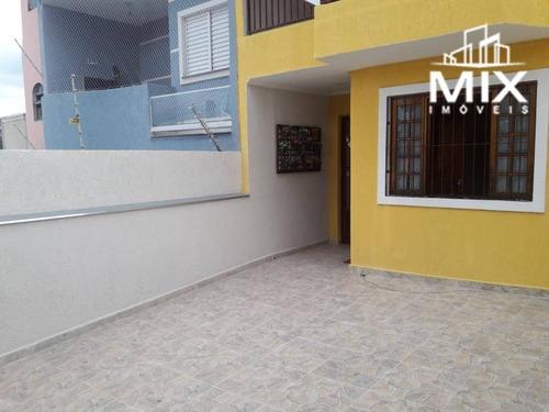 Sobrado Com 3 Dormitórios - Vila Silveira - Guarulhos/sp - So0071