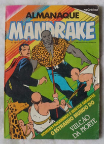 Almanaque Mandrake Nº 13 R G E