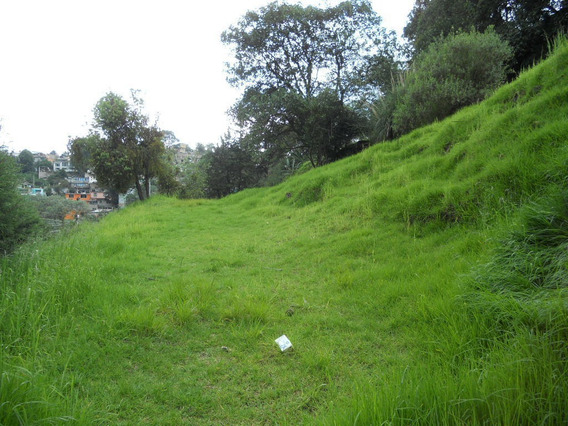 Terreno Residencial En Cuajimalpa