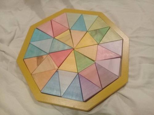 Mosaico Triángulo