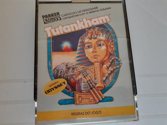 Tutankham Odyssey Raro Frete Gratis 12x Sem Juros