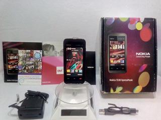 Nokia Xpressmusic 5530 Negro Movistar -- Envío Gratis --