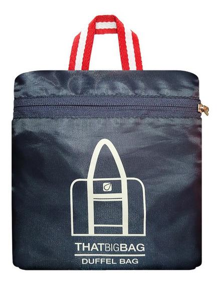 Bolsa De Compras Impermeable Y Plegable Thatbag Duffel Bag.