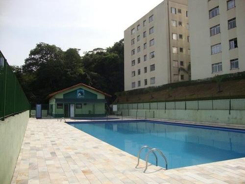 Apartamento À Venda, 54 M² Por R$ 179.000,00 - Jardim Caiapia - Cotia/sp - Ap0621