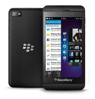 Blackberry Z10 Black/ Não Funciona / Sucata P/ Retirar Peças