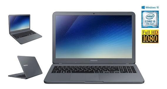 Notebook Sansung Np350xaa I3-7200u 4gb, Hd 1tb, 15,6