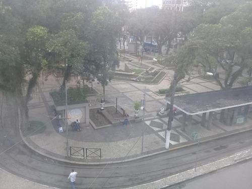 Sala Comercial Para Alugar, 13 M² Por R$ 800/mês - Centro - Santos/sp - Sa0185