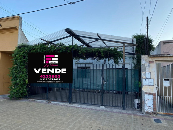 Casa Ph Venta La Plata 3 Dor Patio Parrilla Oportunidad