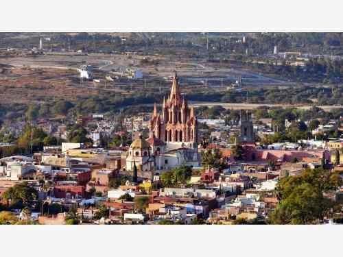 Terreno En Venta San Miguel De Allende