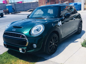 Mini Cooper 2.0 3p S Hot Chili L4 T Aut 2015